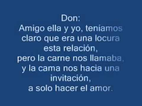 ▶  Ella Y YO  Don Omar Y Aventura    Letra  (reggaeton Antiguo)