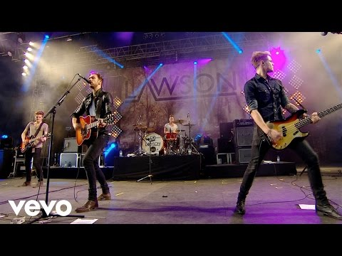 Lawson - Brokenhearted (Summer Six live from Isle Of Wight Festival)