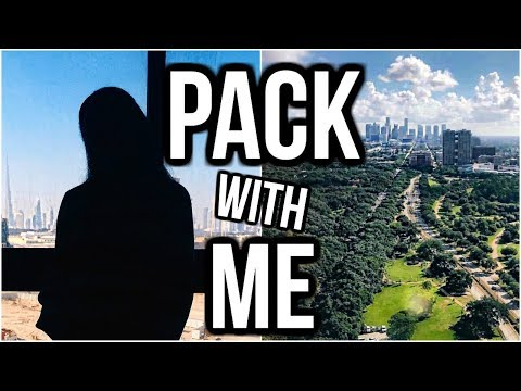 Pack with Me!! (vlog) | Sudan
