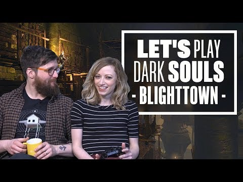 Let's Play Dark Souls Episode 7: THE ONE WHERE AOIFE CARRIES JOHNNY