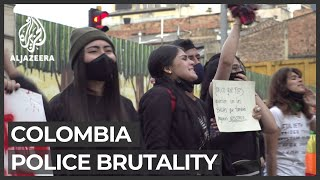 Colombia police brutality: Protests rage for third day in Bogota