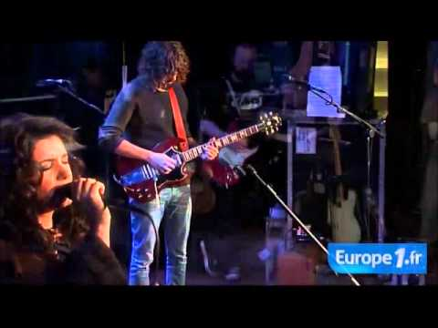 Katie Melua - A moment of madness (live at Europe 1)