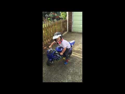 Frankie Mini Moto - Age 4 Kid Biker