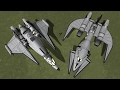 SSTO Competition: Which One Would You Choose?