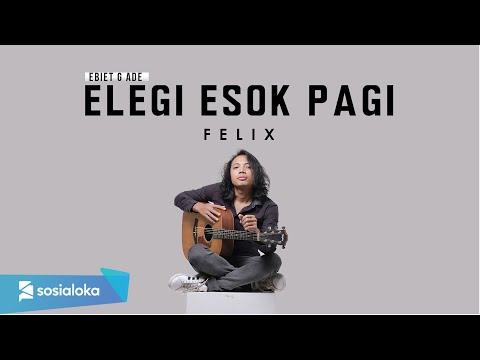 Elegi Esok Pagi Ebiet G Ade ( Felix Irwan Cover ) #lirik