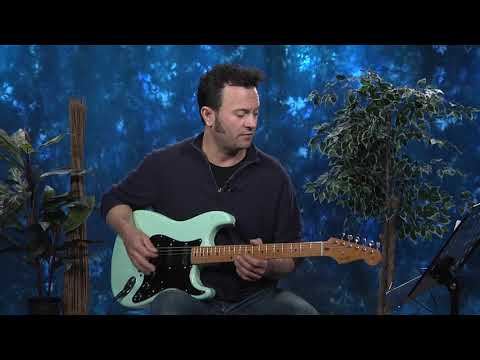 guitar lessons with tony valley - lesson #67b -the rain song- part 2