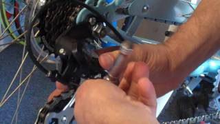 Beachbikes.com - How to tune a 3 or 7 speed bicycle? (adjusting a derailleur)