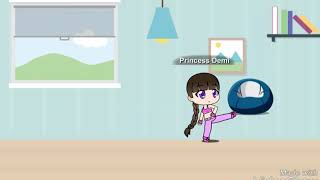 Princess Demi 's Morning and night routine