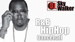 DJ SkyWalker #41 | Hip Hop RnB Dancehall 2000s Mix | Beyonce R.Kelly P. Diddy Lil Jon Foxy B. & More