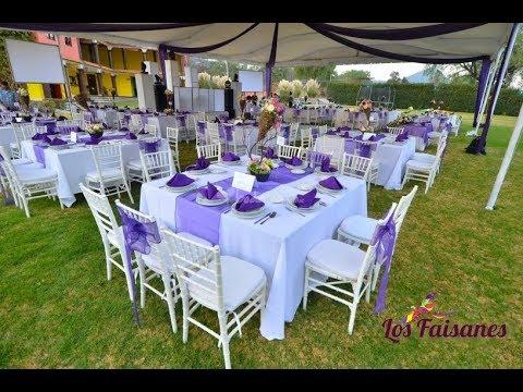 Bodas Banquete Y Terrazas Para Eventos En Guadalajara Youtube