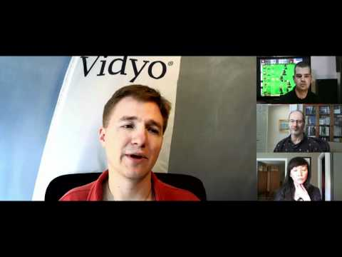 Vidyo Mobile, Videoconferencing and iPad3