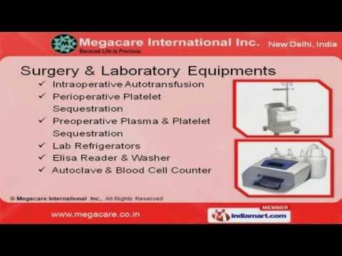 Medical Equipment Supplier By Megacare International Inc., New Delhi