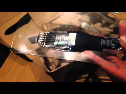 Panasonic ER-GB40-S Mens Trimmer