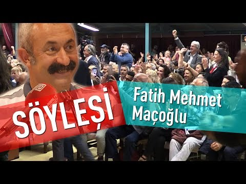 Ovacık Belediye Başkanı Fatih Mehmet Maçoğlu Söyleşisi Tam Kayıt