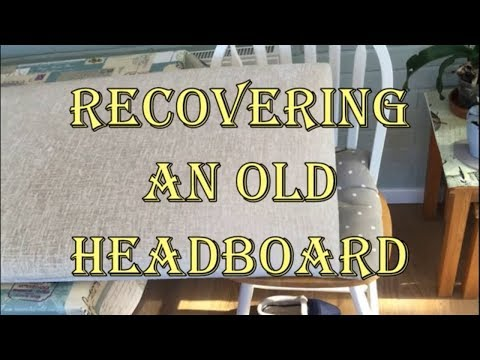 recovering-an-old-headboard