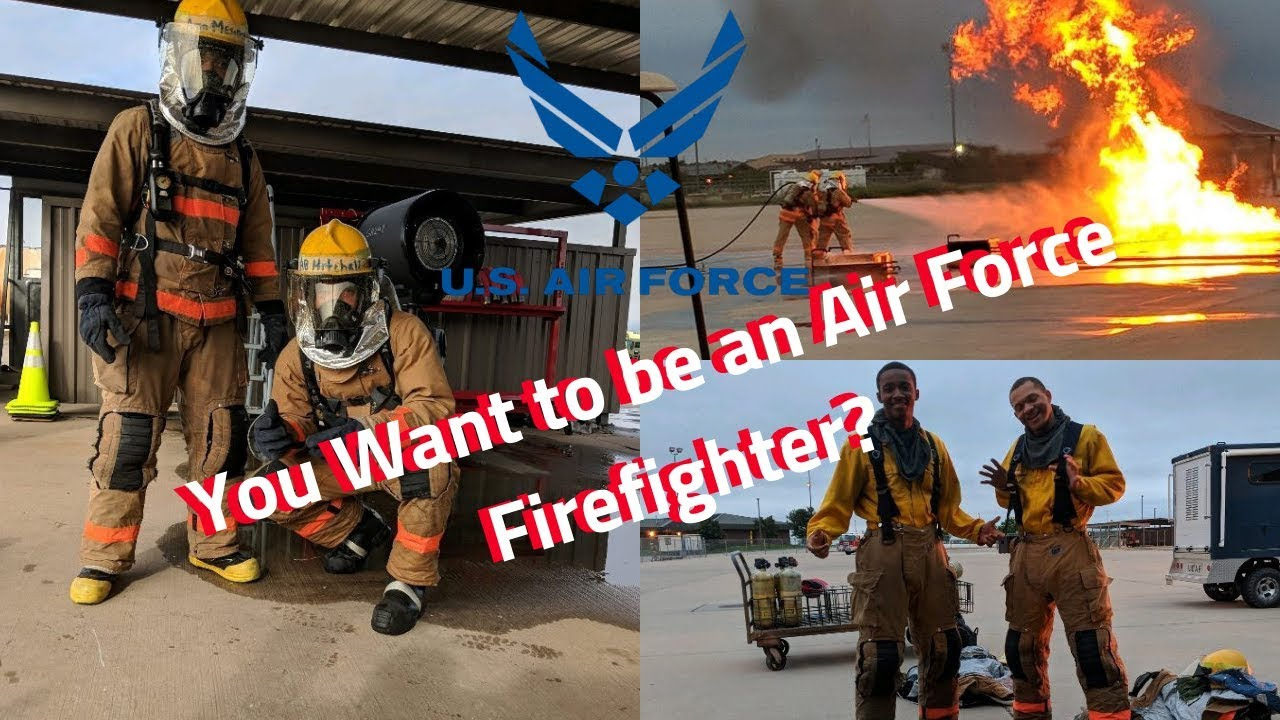 AIR FORCE FIRE PROTECTION TECH SCHOOL