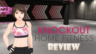 Knockout Home Fitness (Switch) Review (Video Game Video Review)
