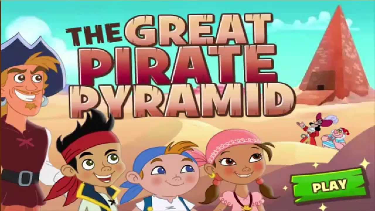 Jake And The Never Land Pirates Great Pirate Pyramid