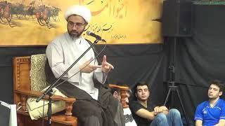 الشيخ مصطفى الموسى - لا يجوز لك أن تصف شخص أنه ليس بمؤمن إلا إذا وصلت إلى الإيمان الخالص
