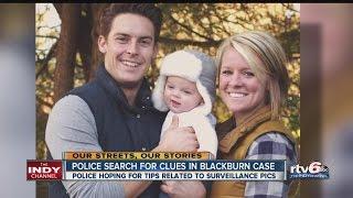 Who killed Amanda Blackburn?