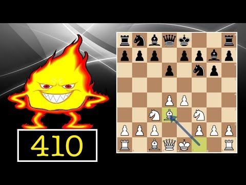 Pirc Defense, Classical Variation | Blitz Chess #410