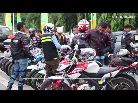 "Unity Bikers Aceh Touring Jelajah Aceh ""UBA"""