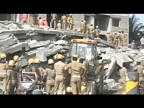 Chennai building collapse: Nine killed, 25 still feared trapped
