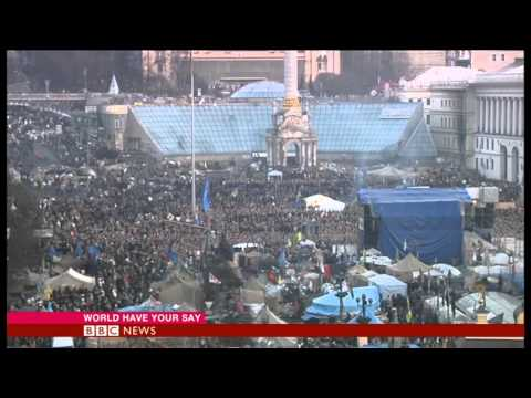 BBC World Have Your Say: Deal in Ukraine