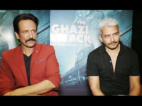 The Ghazi Attack Movie 2017  Cast Interview | Atul Kulkarni, Kay Kay Menon | Full Video