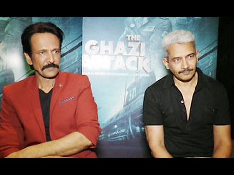 The Ghazi Attack Movie 2017  Cast Interview | Atul Kulkarni, Kay Kay Menon | Full Video