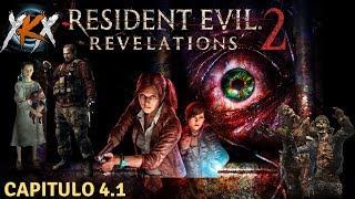 RESIDENT EVIL REVELATIONS 2 - HACIA LA CIMA DE LA MONTAÑA!!