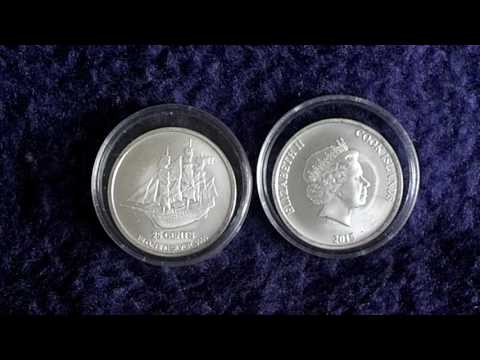 English: Silver´s safe & sexy 104: nominal oddities - Cook Islands