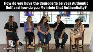 😍 How to get the Courage to be your Authentic Self! [The #AskLalonde Show 28]