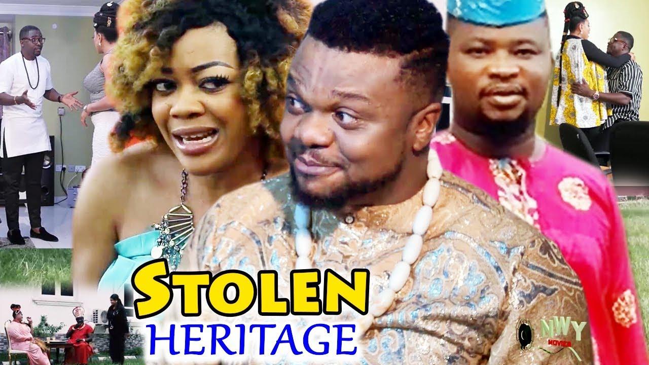 Download Stolen Heritage Season 3 & 4 - ( Ken Erics / Eve Esin ) 2019 Latest Nigerian Movie
