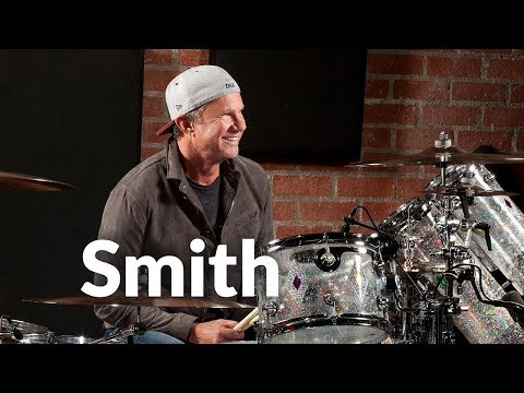 Chad Smith – Fills With Combined Rock Beats