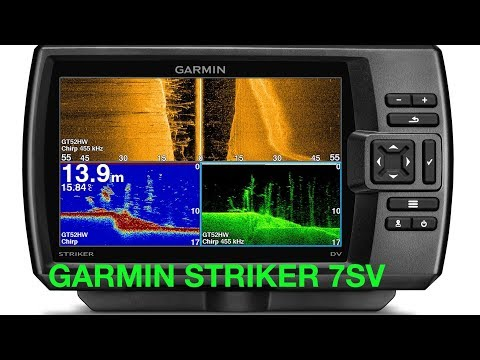 карты для garmin striker 7sv