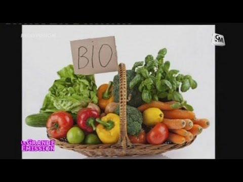 Nutrition: pourquoi manger Bio?
