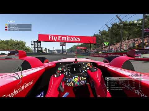F1 2017 - PS4 - Brazil - Sao Paulo - 50% Race - Räikkönen