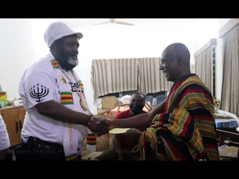 ISRAELITES ESCAPE BABYLON CAPTIVITY TO AFRICA (GHANA)! THE PROOF IS IN THE PAPERWORK! LISTEN UP!