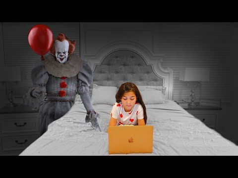 """IT"" CREEPY CLOWN PRANK!! (GONE WRONG) from YouTube · Duration:  13 minutes 41 seconds"