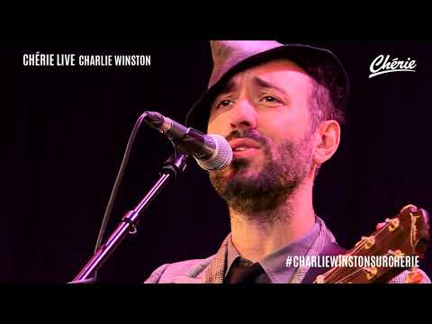 CHARLIE WINSTON - The Weekend [SESSION LIVE CHERIE FM]