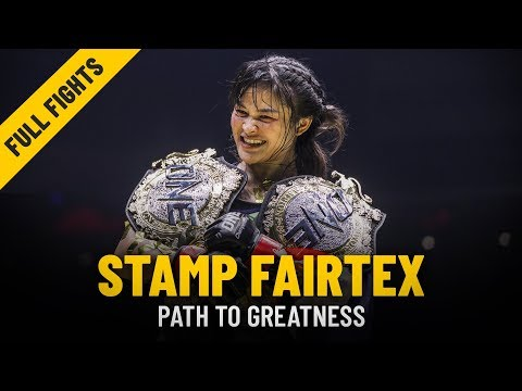 Stamp Fairtex's Path To Greatness | ONE: Full Fights & Features