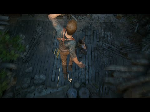 "Uncharted 4 - All Epic Moments/Stunts ""Highlighted"" 10/10"