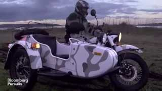 Ural Motorcycle Adventure