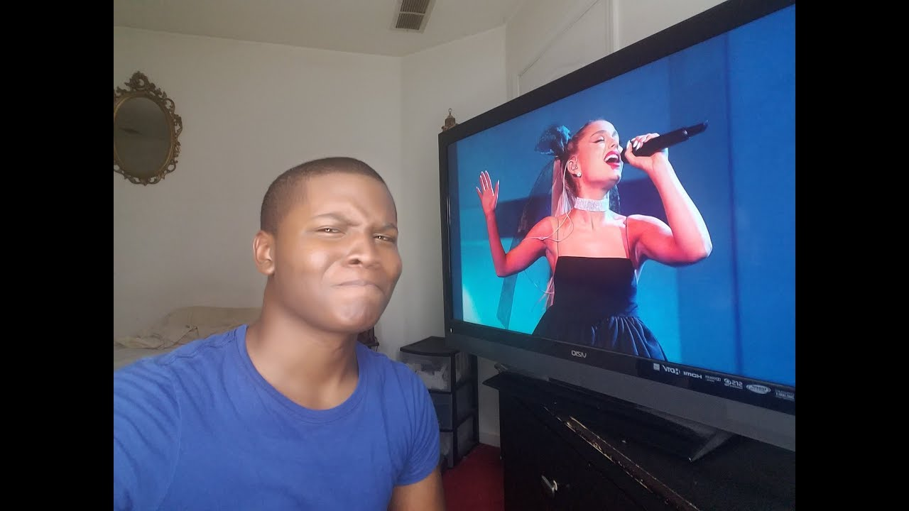 Ariana Grande No Tears Left To Cry Billboard Music Awards Reaction
