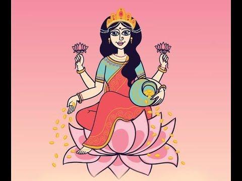 The essence of Vara Mahalakshmi