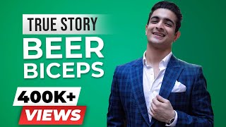 True Story of BeerBiceps - 6 Rules Behind Making Money | Motivational Startup Story