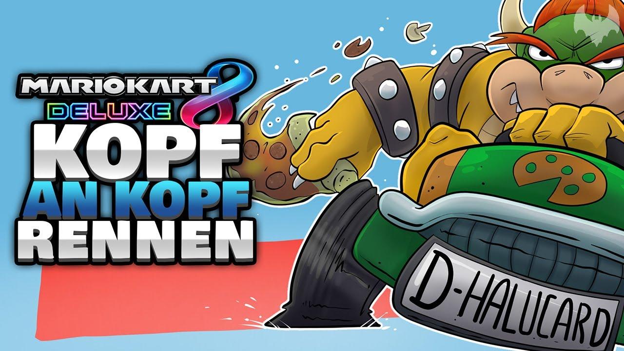 KLASSIKER an der ZIELLINIE... ? - ♠ Mario Kart 8 Deluxe ♠