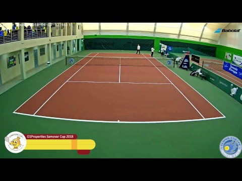 O1Properties Samovar Cup Centre Court 07.04.2018
