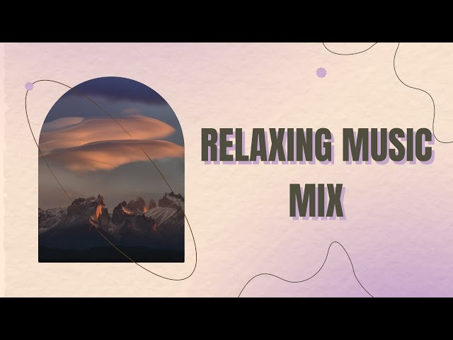 Chillout Lounge - Calm & Relaxing Background Music  Study, Work, Sleep, Meditation, Chill